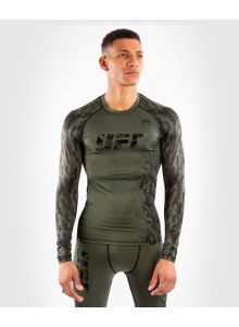 UFC VENUM AUTHENTIC FIGHT WEEK HERREN PERFORMANCE LANGARM RASHGUARD