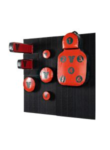 FIGHTER TRAINING POWER WALL SET