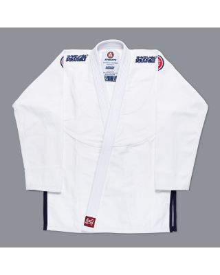 SCRAMBLE LADY CUT BJJ GI ATHLETE 4: 450
