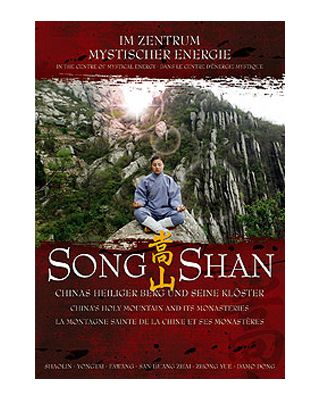 Im Zentrum mystischer Energie, Chinas heiliger Berg und seine Kl