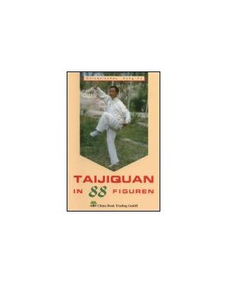 Taijiquan In 88 Figuren [Victor Wu]
