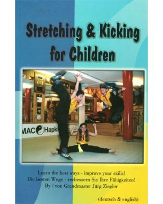 Stretching and Kicking Childern [Jürg Ziegler]