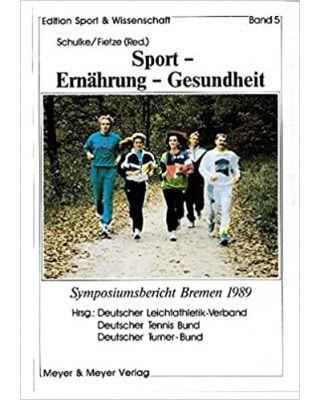 Sport Ernährung Gesundheit