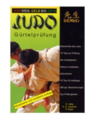 Judo Gürtelprüfungen 1 [gelb - Grün]