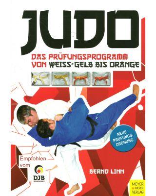 Judo Weissgelb - Orange [Linn Bernd]