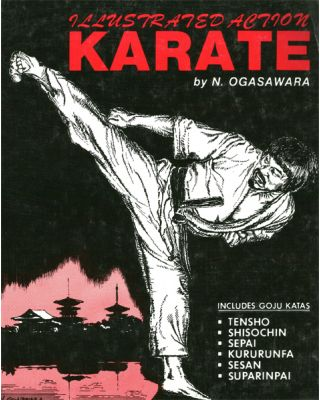 Illus. Action Karate Goju [Ogasawara]