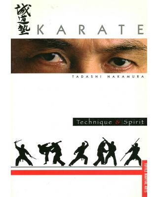 Karate Technique + Spirit [Nakamura]