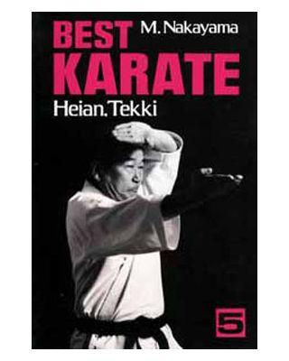 Best Karate 5 Heian,Tekki [Nakayama]