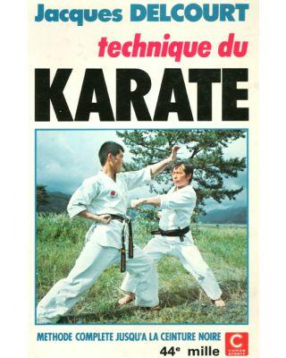 Technique du Karate [Delcourt]