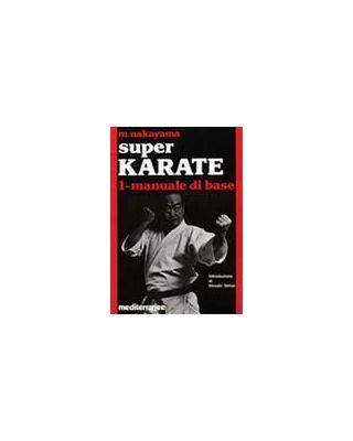 Super Karate 1 Manuale [Nakayama]