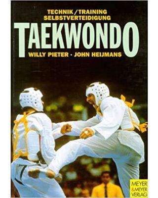 Taekwondo Technik Training [Pieter/Heijmans]