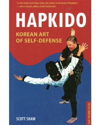 Hapkido Korean Art of Self [John Cororan]