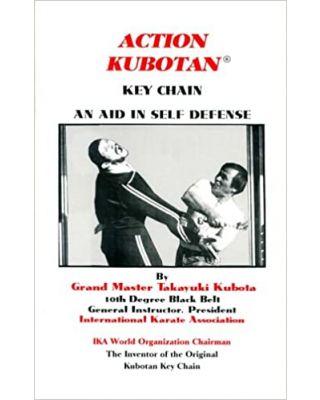 Action Kubotan Key Chain [Kubota Takayuki]