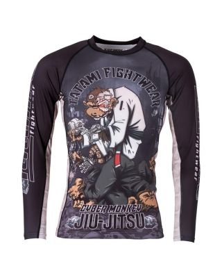 TATAMI CYBER THINKER MONKEY L/S