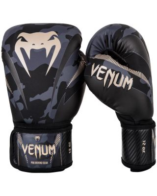 VENUM 'IMPACT' BOXING GLOVES