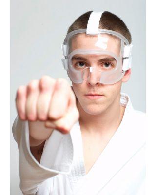 WKF Maske [transparent]