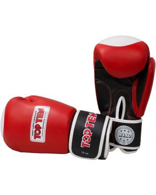 TOP-TEN BOXHANDSCHUHE WAKO 10oz
