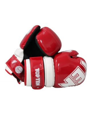 TOP-TEN SEMI GLOSSY GLOVES POINT FIGHTER