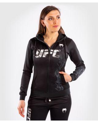 UFC VENUM AUTHENTIC FIGHT WEEK DAMEN HOODIE MIT REISSVERSCHLUSS