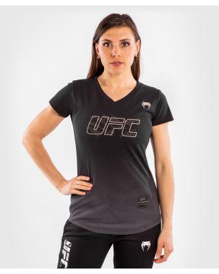 UFC VENUM AUTHENTIC FIGHT WEEK DAMEN KURZARM T-SHIRT