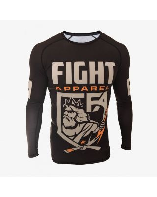 FIGHT APPAREL RASHGUARD ZEUS