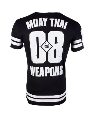 8 WEAPONS T-SHIRT