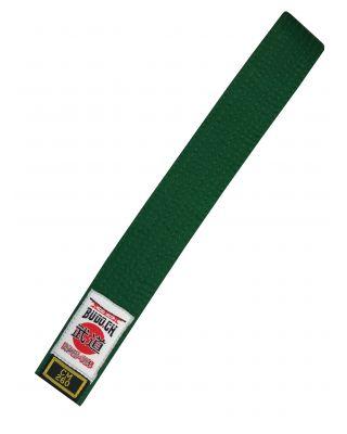 Gürtel BUDO.CH grün