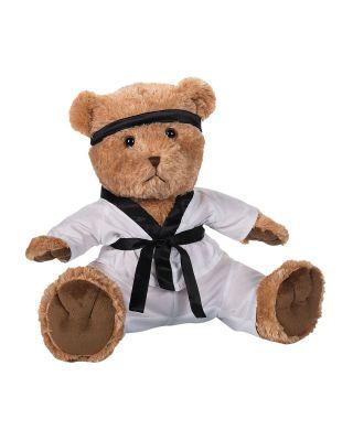 Teddybär mit Kimono