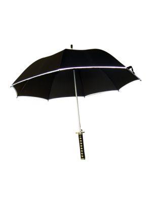 Regenschirm Samurai