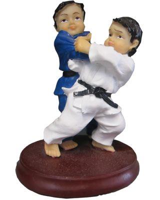 Judo Figuren Technik 14cm