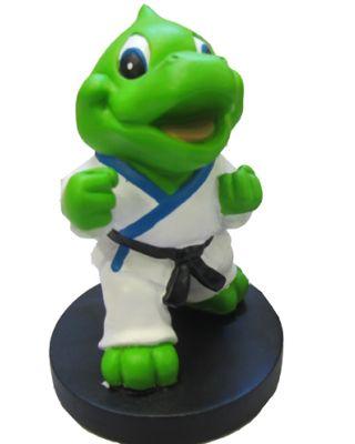 Karate Figur Dragon [14cm]