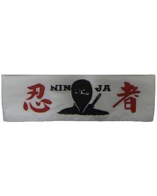 Ninjakopf Weiss [5,5x110cm]