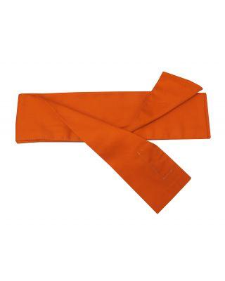 Baumwoll Schärpe orange 330cm