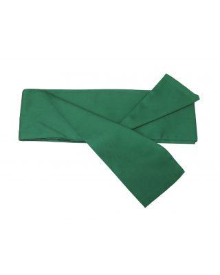 Baumwoll Schärpe grün 330cm