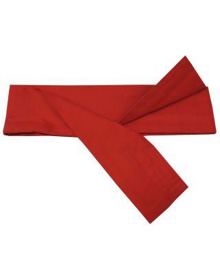 Baumwoll Schärpe rot 330cm