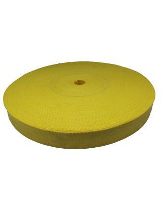 Gürtelrolle 50 Meter [gelb]