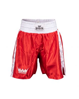 BOXING SHORTS 'KING' BUDO.CH