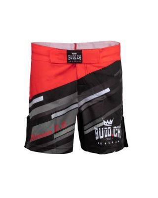 MMA SHORTS 'WARRIOR 2.0' BUDO.CH