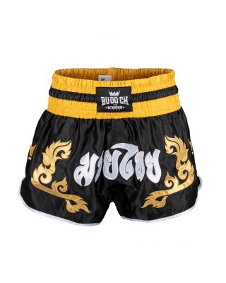 MUAY THAI SHORTS 'KING' BUDO.CH