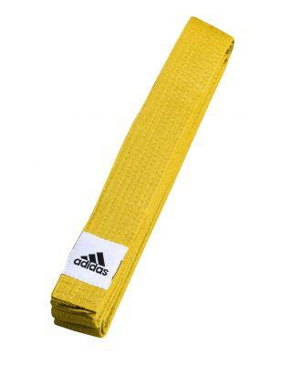 Gürtel Club adidas gelb