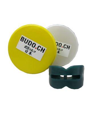 Zahnschutz BUDO.CH doppel [für untere + obere Zahnreihe]