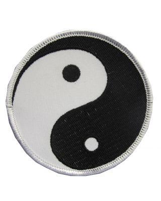 Yin + Yang [schwarz/weiss 8cm]