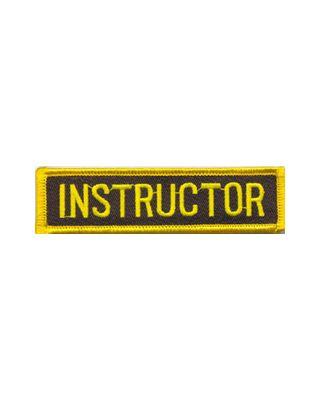 Instructor [weiss/schwarz 10x3cm]