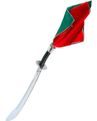 Kung Fu Schwert [Mit Quasten]