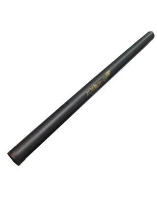 Escrima 67cm Safety [Kunststoff Stab mit Gummimantel, schwarz