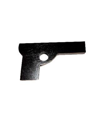 Holzpistole [schwarz]