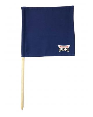 Anzeige Fahne Blau