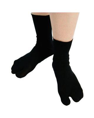 Tabi Socken schwarz [Einheitsgrösse]