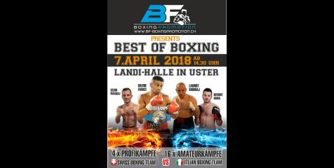 BEST OF BOXING