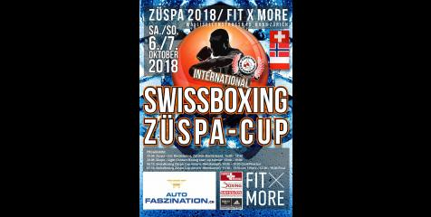 SWISSBOXING ZÜSPA CUP